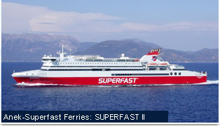 Anek-Superfast Ferries - Superfast II