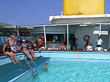 Bars aussen (Snack Bar - Pool Bar) - Anek Lines Ferries