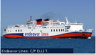 Endeavor Ferries - ELLI T.