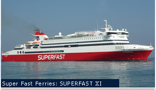 Superfast Ferries - Superfast XI