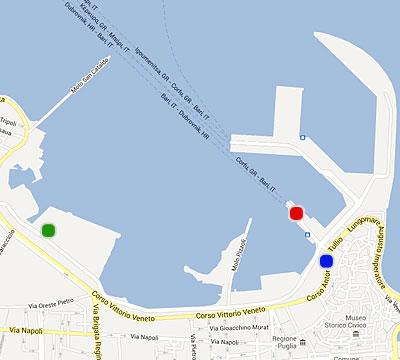 Ventouris Ferries Embarkation Port Agents