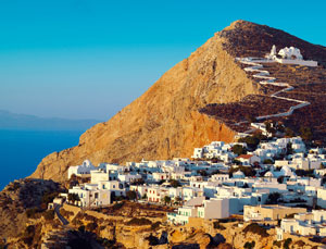 Ferry tickets to and from Folegandros