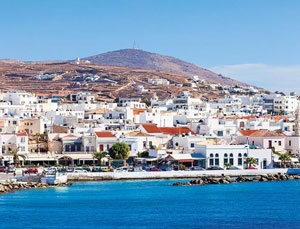 Ferry tickets to and from Tinos