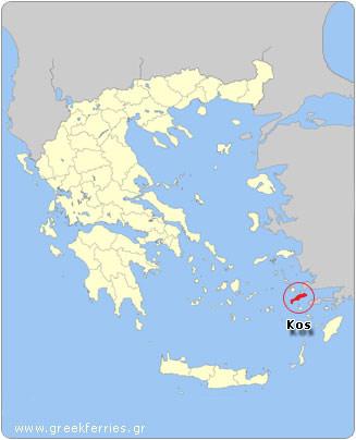 Kos meteo tempo navi dal kos mappa di kos grecia altavistaventures Image collections