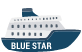 Blue Star Ferries to the greek islands