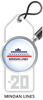 Minoan Lines Discount for Families & Friends