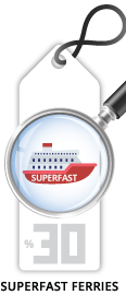 Superfast Ferries Return Trip Discount
