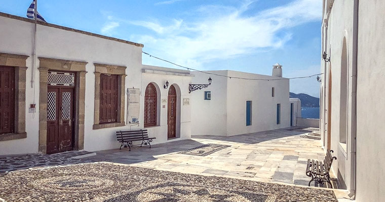 Folklore Museum in Milos Cyclades