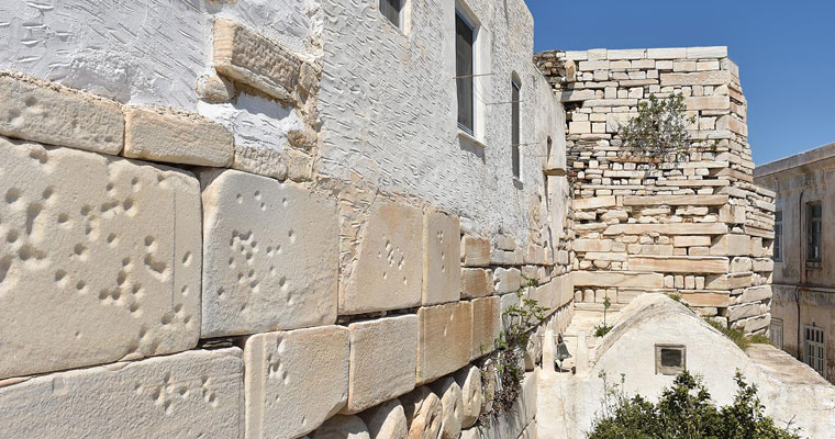 Archaeological Sites in Paros Cyclades