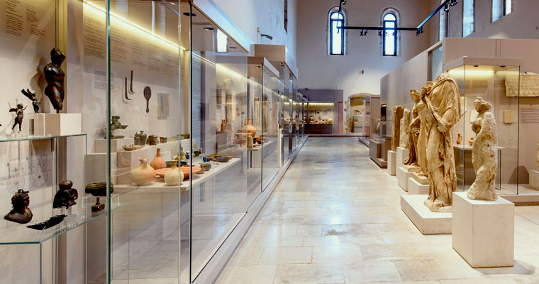 Archaeological Museum in Rethymno Crete